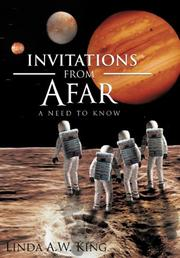 INVITATIONS FROM AFAR by Linda A. W. King