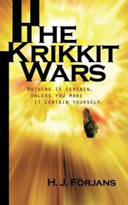 The Krikkit Wars by H. J. Förjans