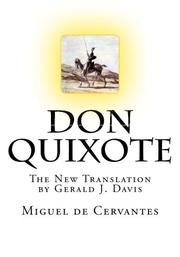 Cover art for DON QUIXOTE