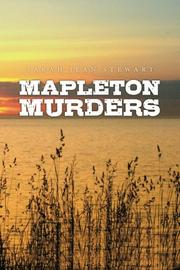 Book Cover for MAPLETON MURDERS