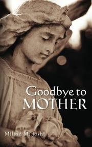 Book Cover for GOODBYE TO MOTHER