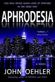 Book Cover for APHRODESIA