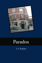 Book Cover for PARADOX