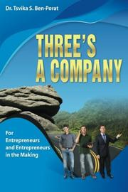 THREE'S A COMPANY by Tsvika S. Ben-Porat
