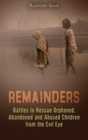 REMAINDERS by Rajendra Gour