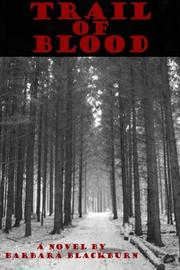Cover art for TRAIL OF BLOOD