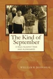 The Kind of September by William Donohue