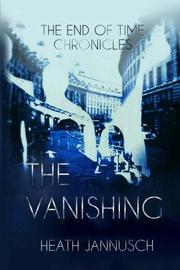 Cover art for THE VANISHING