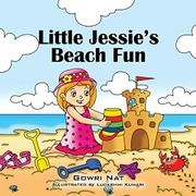 Little Jessie's Beach Fun by Gowri Nat