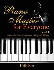 PIANO MASTER FOR EVERYONE LEVEL I  by Hajin Kim