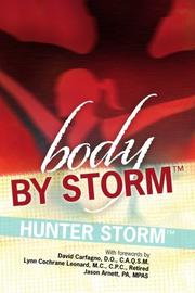 BODY BY STORM by Hunter  Storm