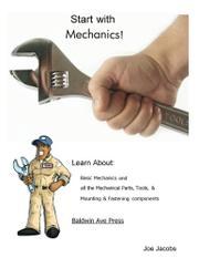Start With Mechanics - Color by Joe Jacobs