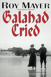 Book Cover for GALAHAD CRIED