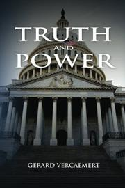 Truth and Power by Gerard Vercaemert