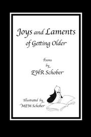 Book Cover for JOYS AND LAMENTS OF GETTING OLDER
