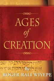 AGES OF CREATION by Roger Rali Wiyepe