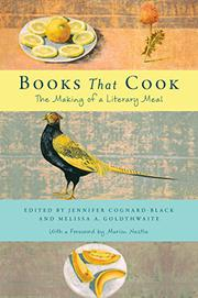 BOOKS THAT COOK by Jennifer Cognard-Black