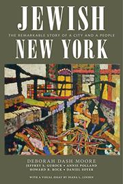 JEWISH NEW YORK by Deborah Dash Moore
