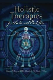 Holistic Therapies for Adults with Neck Pain by Elizabeth Meuser