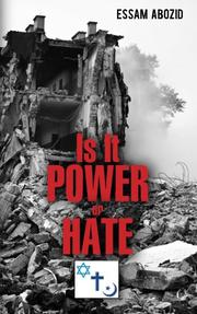 IS IT POWER OR HATE by Essam Abozid