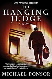 THE HANGING JUDGE by Michael Ponsor