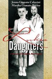 Luke's Daughters by Jenna Gianato Calovini