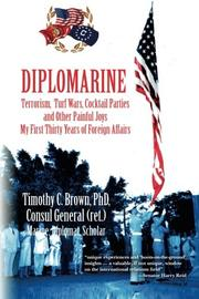 DIPLOMARINE by Timothy C. Brown