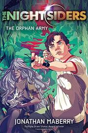 THE ORPHAN ARMY by Jonathan Maberry