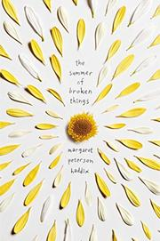 THE SUMMER OF BROKEN THINGS by Margaret Peterson Haddix