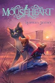 HOPPER'S DESTINY by Lisa Fiedler