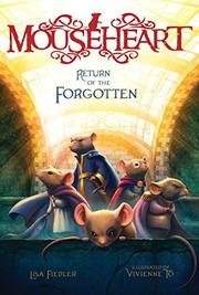 RETURN OF THE FORGOTTEN by Lisa Fiedler