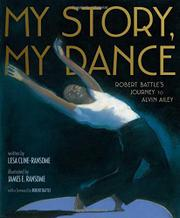 MY STORY, MY DANCE by Lesa Cline-Ransome