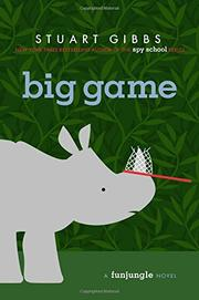 BIG GAME by Stuart Gibbs