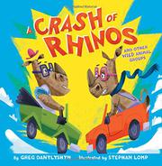 A CRASH OF RHINOS by Greg Danylyshyn