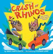 A CRASH OF RHINOS by Greg Danylyshyn