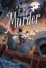A POCKET FULL OF MURDER by R.J.  Anderson