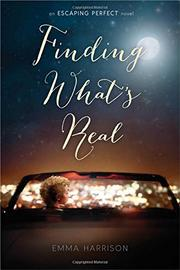 FINDING WHAT'S REAL by Emma Harrison