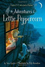 THE ADVENTURES OF LETTIE PEPPERCORN by Sam Gayton