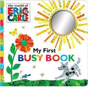 MY FIRST BUSY BOOK by Eric Carle