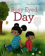 BUSY-EYED DAY by Anne Marie Pace