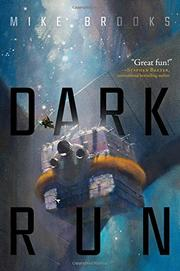 DARK RUN by Mike Brooks