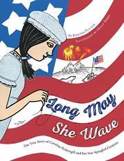 LONG MAY SHE WAVE by Kristen Fulton