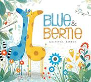 BLUE & BERTIE by Kristyna Litten