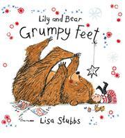 GRUMPY FEET by Lisa Stubbs
