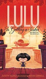LULU IS GETTING A SISTER by Judith Viorst