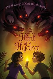 A HINT OF HYDRA by Heidi Lang