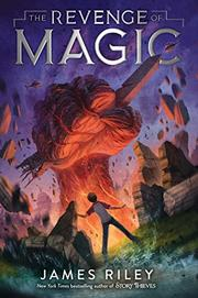 THE REVENGE OF MAGIC by James Riley