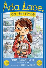 ADA LACE, ON THE CASE by Emily  Calandrelli