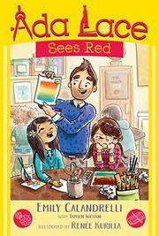 ADA LACE SEES RED by Emily  Calandrelli