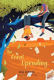 THE GREAT UPENDING by Beth Kephart